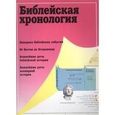 Библейская хронология бф мяг РБО 1998