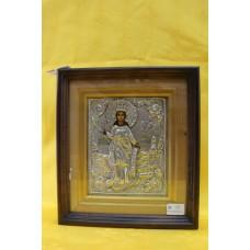 Икона посеребренная риза Екатерина14х18  5200руб *