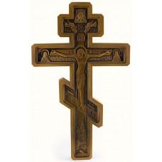 Крест деревянный резной выносной 42см 15000руб клен