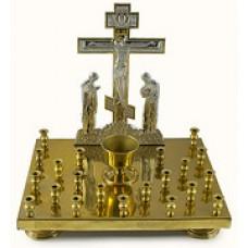 мет Крышка панихидного стола на 21 свечу 13900р