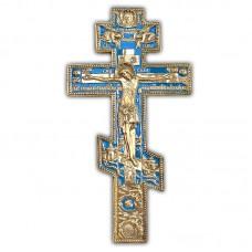 Крест латунь эмаль 7500руб