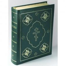 Библия бф тв 680р зеленая РБО 2010