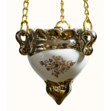 Лампада подвесная керамическая 200руб