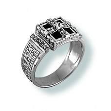 18-017 Кольцо серебро 1450руб