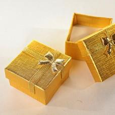 Упаковка для ювелирных изделий 35 руб