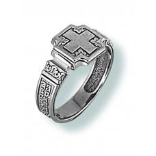 18-024 кольцо серебро  510руб