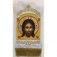 Закладка для Евангелия с вышитой иконой 2850 руб