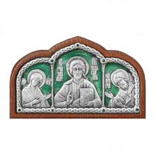 Р Триптих посеребрение 600руб