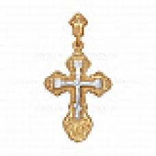 120037 Крест золото 2,20г