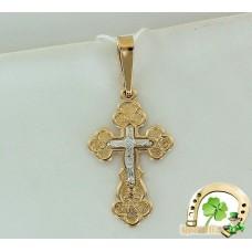 10223 Крест золото 1,66г