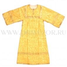 Р Стихарь желтый размер 46-48 длина 135см 7000руб