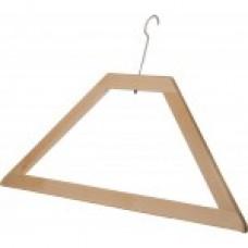 Вешалка деревянная для облачения 680руб