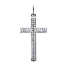 033935 Крест золото 1.72г 10500р