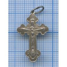 00311 Крест серебро