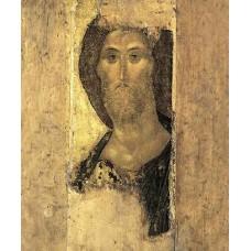 Холст 22х28 2300руб Иисус Христос (Рублева)