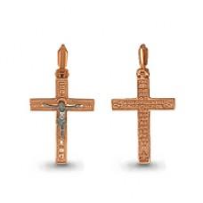 10286 Крест золото 3,55г