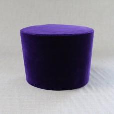 Камилавка бархат фиолет размер 59