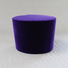 Камилавка бархат фиолет размер 61