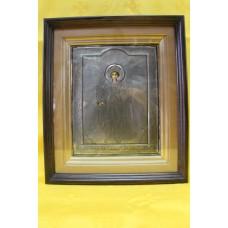 Икона посеребренная риза Архистратиг Михаил 17х22 6100руб